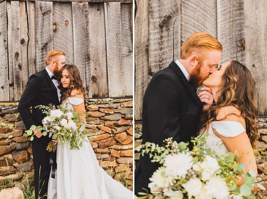 Flagstaff Arizona Venues: Styled Shoot rustic weddings northern arizona