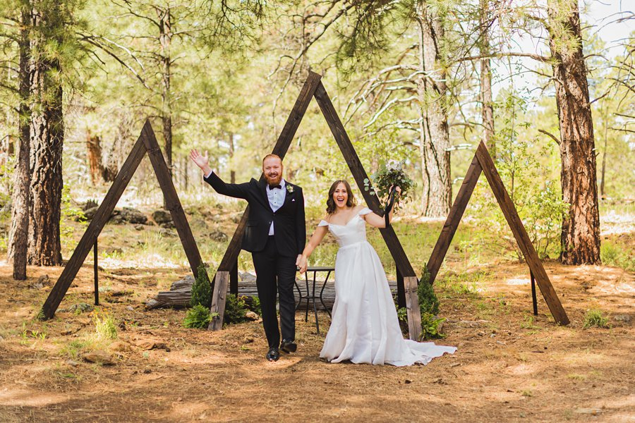 Flagstaff Arizona Venues: Styled Shoot the announcement