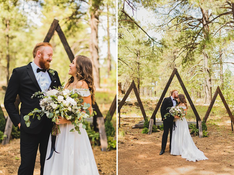 Aldea Weddings in the Woods: Styled Shoot best wedding elopement venues