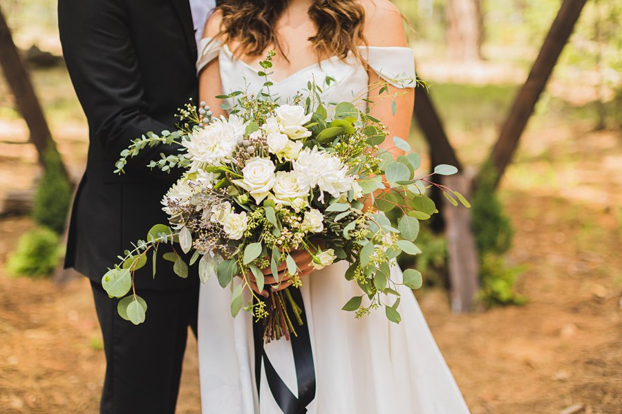 Aldea Weddings in the Woods: Styled Shoot sutcliffe floral designs