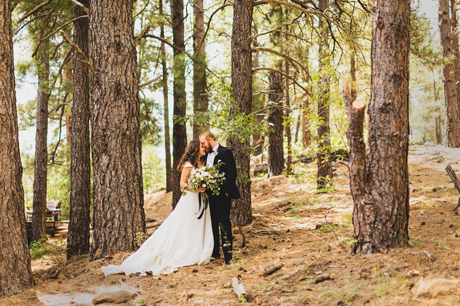Aldea Weddings in the Woods: Styled Shoot formal photography in the forest