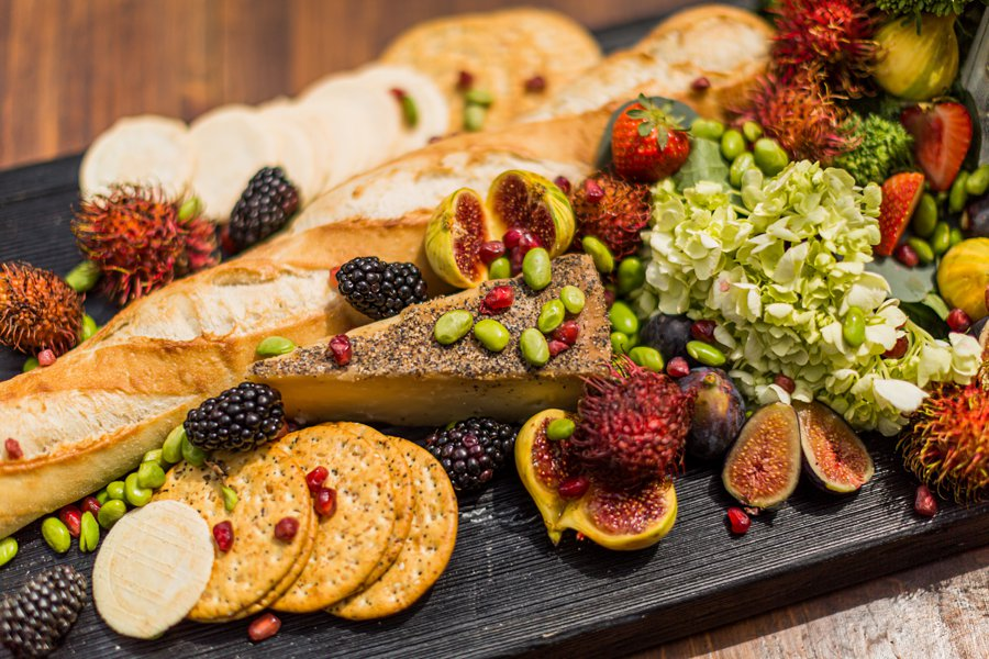Flagstaff Arizona Venues: Styled Shoot cheese meat board