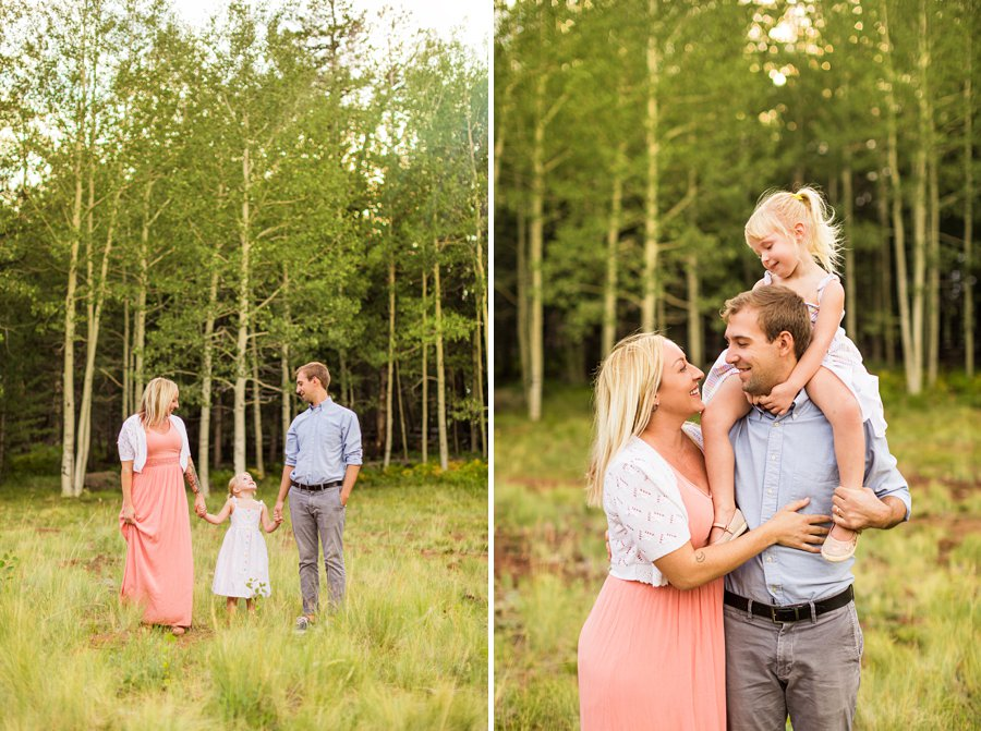 The Flood Family: Arizona Sunflower Family Session best in arizona