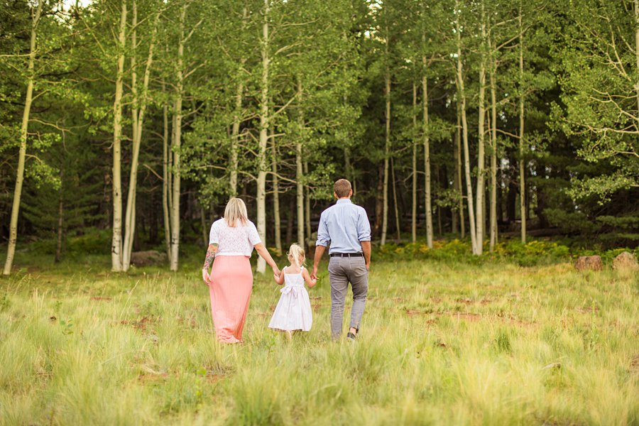 The Flood Family: Arizona Sunflower Family Session best locations in flagstaff