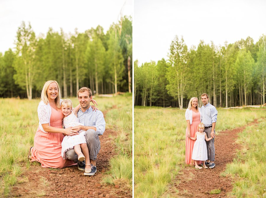 The Flood Family: Flagstaff Aspen Trees Photography best poses and prompts and locations