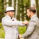 Northern Arizona Mountains Wedding: Jeanne-Marie and Rami