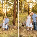 Johnstone Family: Northern AZ Wildflower Session