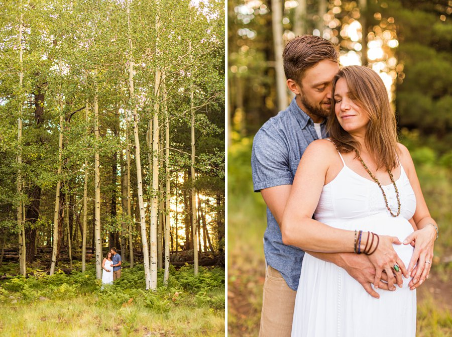 Katie and Rudy: Family Photography Flagstaff AZ snuggles