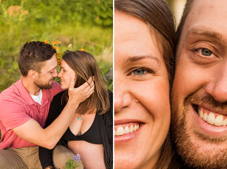 Katie and Rudy: Family Photography Flagstaff AZ creative perspectives