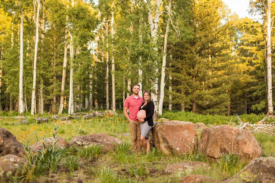 Katie and Rudy: Family Photography Flagstaff AZ best poses iconis