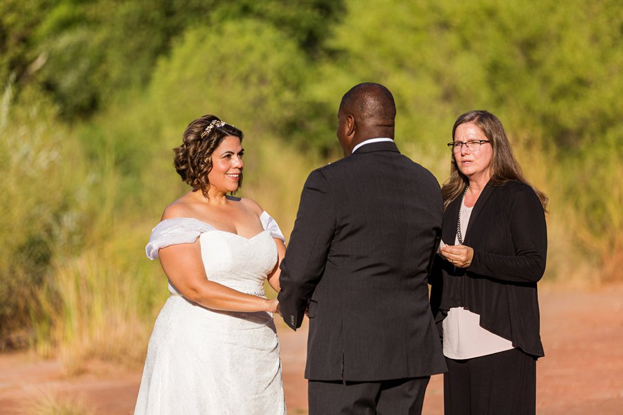 Magda and Charles: Crescent Moon Sedona Elopement how to elope in arizona