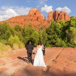Weddings in Sedona Photographers: Magda and Charles
