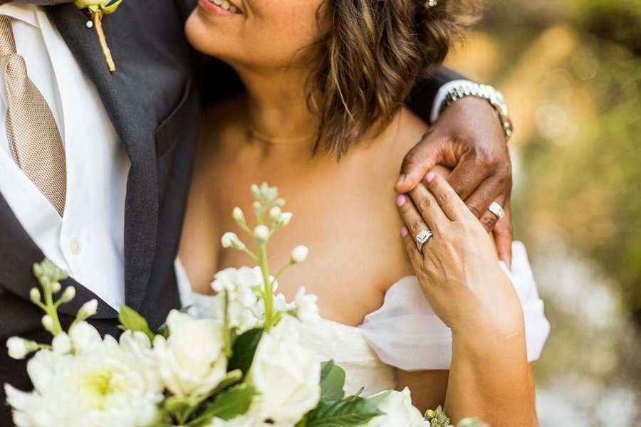 Magda and Charles: Weddings in Sedona photographers