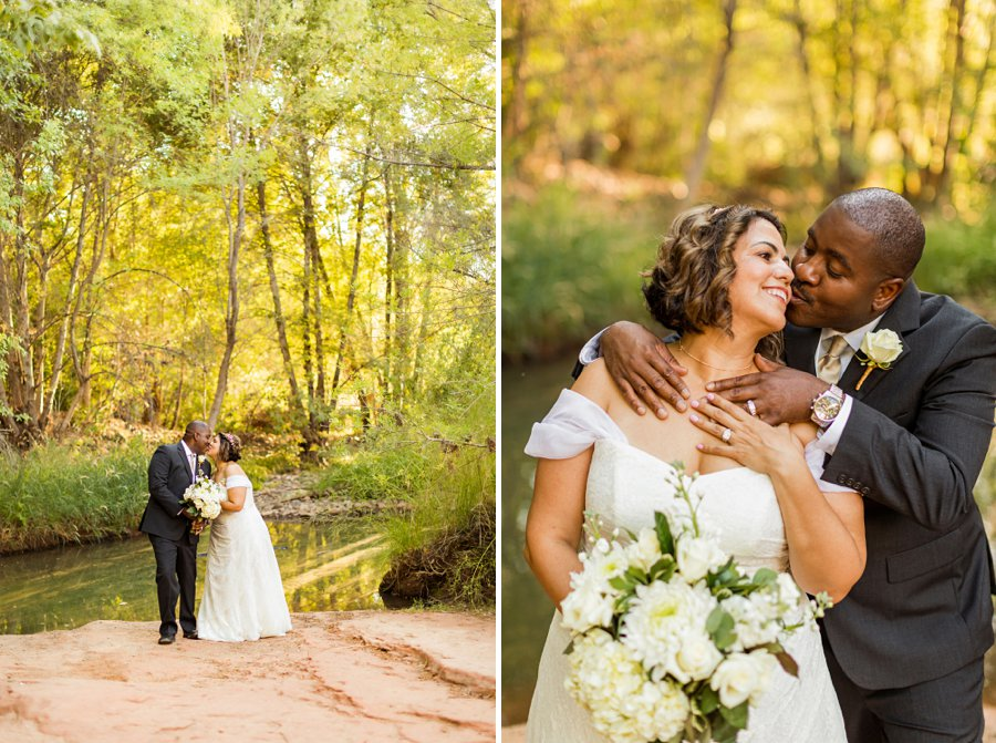 Magda and Charles: Weddings in Sedona where to have your ceremony