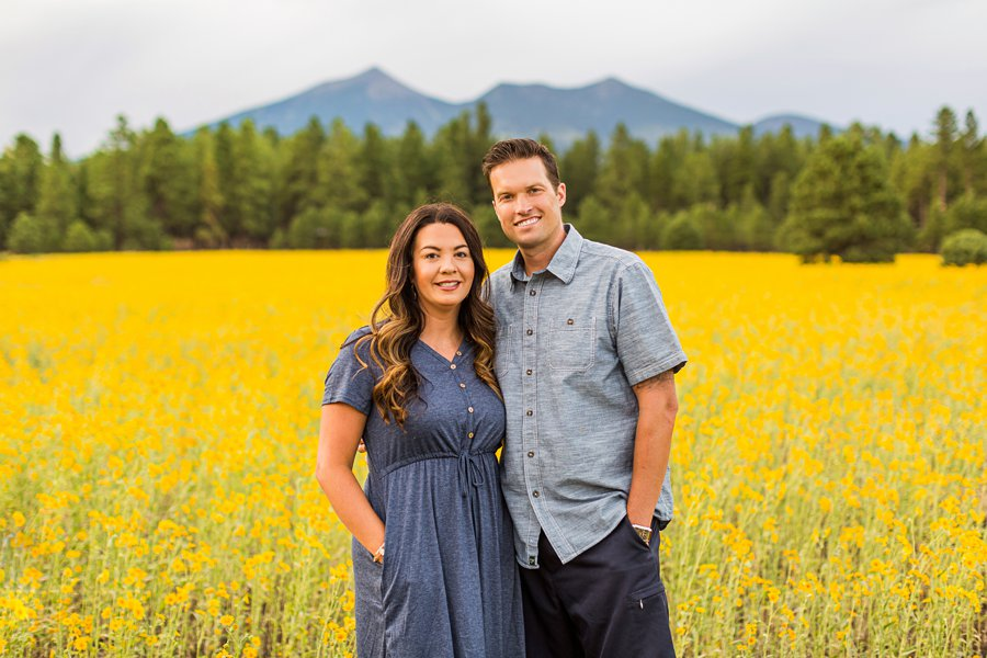 Northern Arizona Mini Session: Vesely Family's Mini Session best locations for sessions