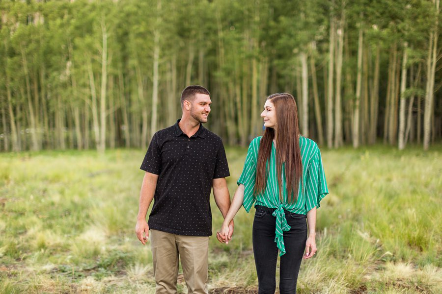 Taylor and Kevin: Flagstaff Arizona Portrait Photography best in arizona