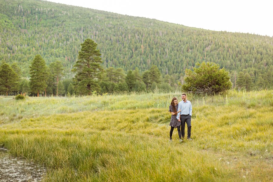 Taylor and Kevin: Flagstaff Arizona Portrait Photography best locations in arizona