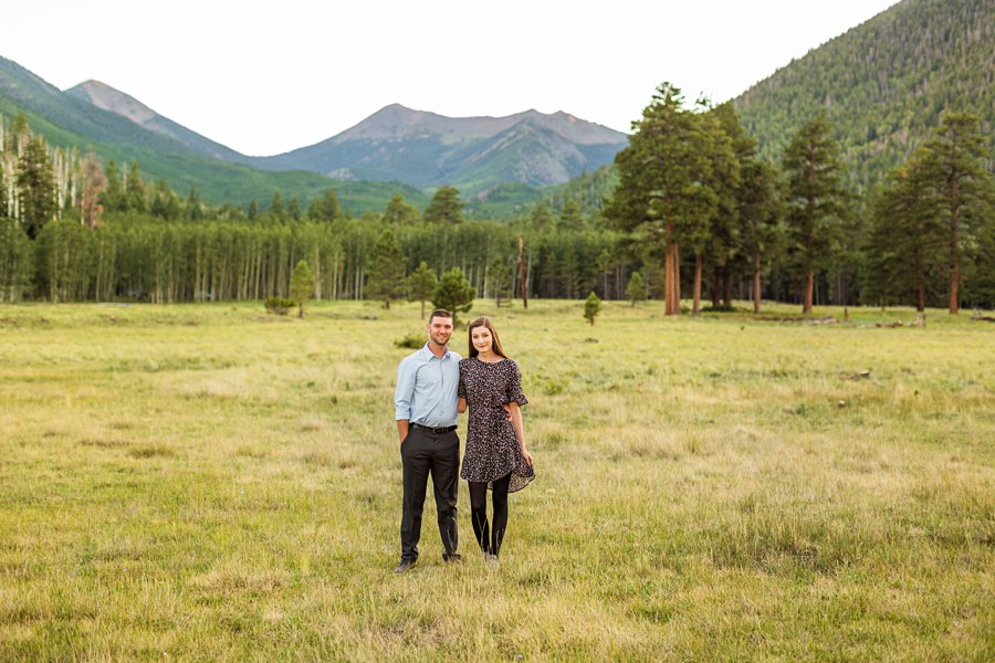 Taylor and Kevin: Flagstaff Arizona Portrait Photography weddings and elopements