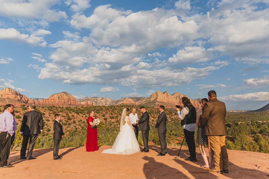 Chelsea and Bryan: Elopement Photographers Northern AZ best locations in sedona