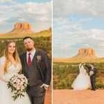 Elopement Photographers Northern AZ: Chelsea and Bryan