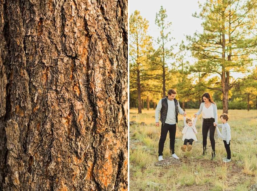 Jacobsen Family: Northern Arizona Portrait Photography best locations