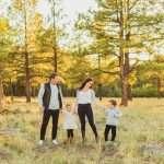 Jacobsen Family: Northern Arizona Portrait Photography