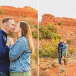 Arizona Portrait Photographers: Katie and Matt