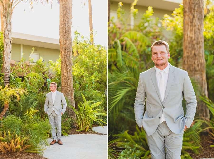 Leah and Trenten: Scottsdale Elopement Photographers groom details and suit