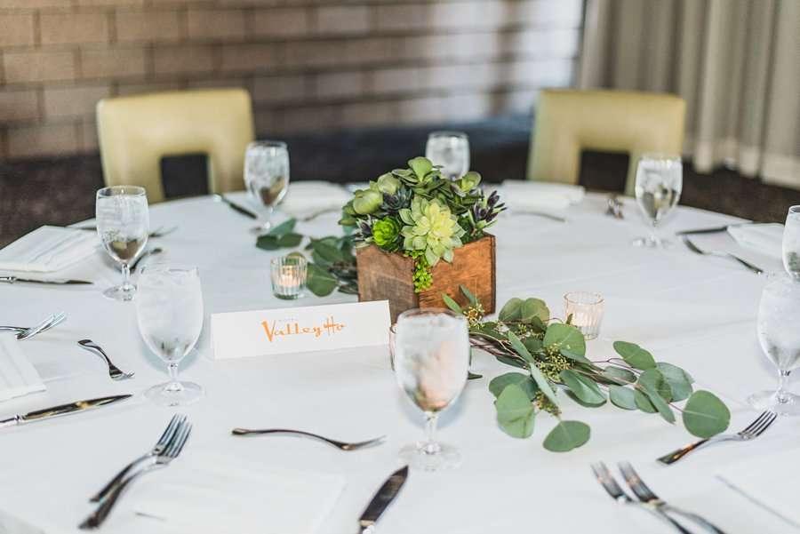 Leah and Trenten: Scottsdale Elopement Photographers reception ideas