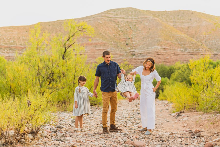 Payne Family: Cottonwood Clarkdale Portrait Photography families