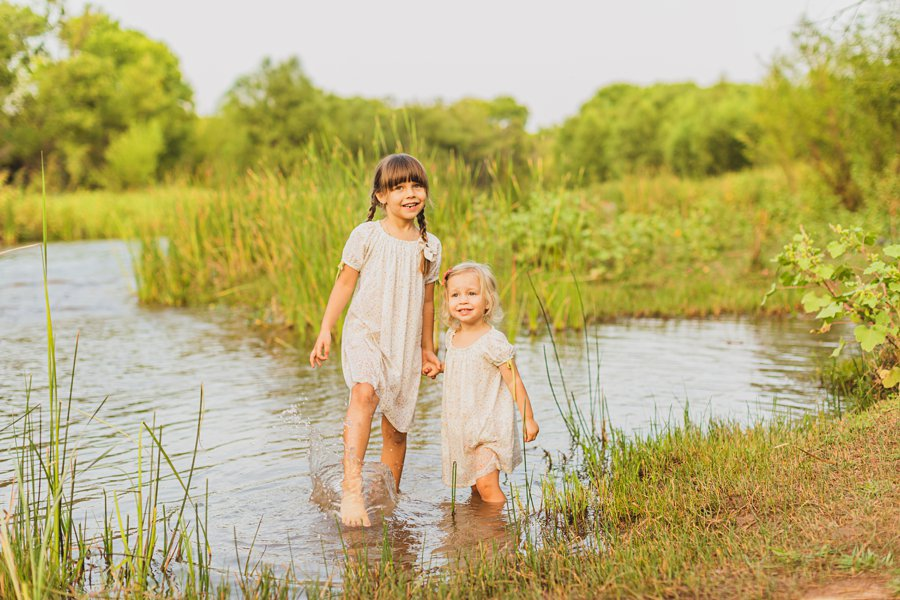 Payne Family: Cottonwood Clarkdale Portrait Photography children photographer poses