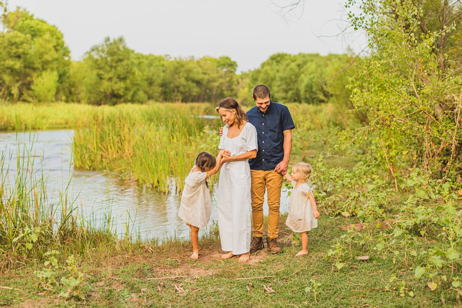 Payne Family: Cottonwood Clarkdale Portrait Photography parents and children