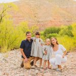 Cottonwood Clarkdale Portrait Photography: Payne Family