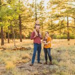 Smith Family: Flagstaff Newborn Family Photographer