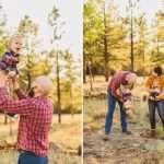 Buffalo Park Portrait Photography: Smith Family