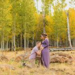 Ben and Alexandra: Arizona Fall Portrait Sessions
