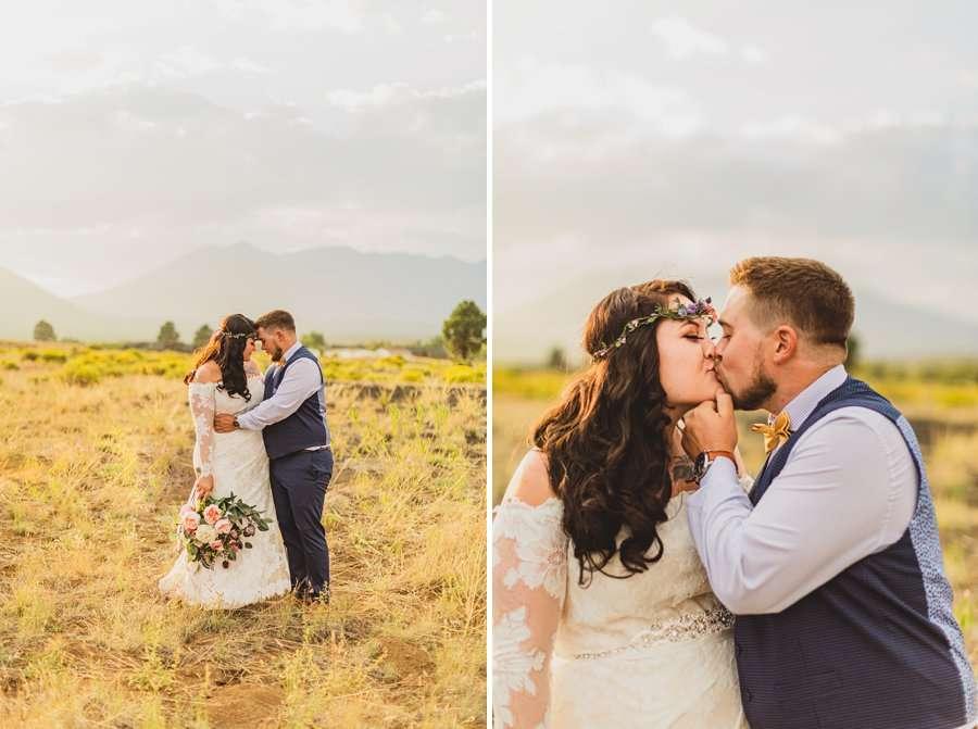 Lexi and Garrett: Northern Arizona Elopements best az wedding venues