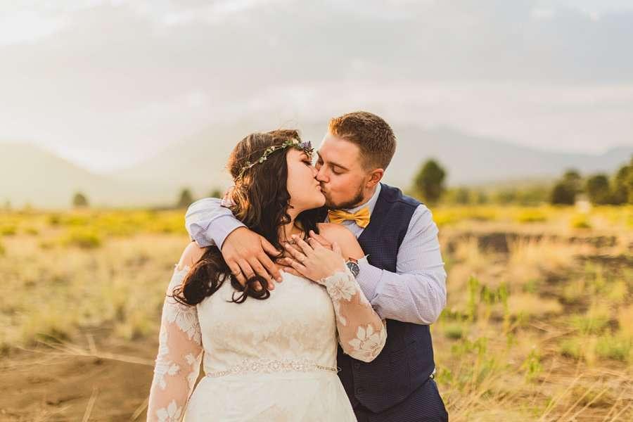 Lexi and Garrett: Northern Arizona Elopements arizona best venues