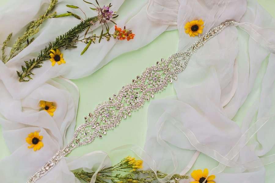 Lexi and Garrett: Flagstaff Meadow Mountain Wedding bridal details