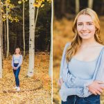 Frances: Arizona Snowbowl Portrait Photographer