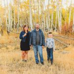Hauser Family: Flagstaff Aspen Portrait Photographers