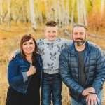 Arizona Autumn Family Photography: Hauser Family