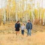 Hauser Family: Flagstaff Aspen Portrait Photographers