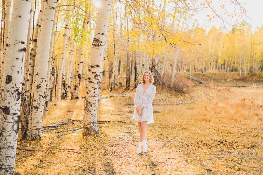 Kaia: Senior Photography Northern Arizona best locations