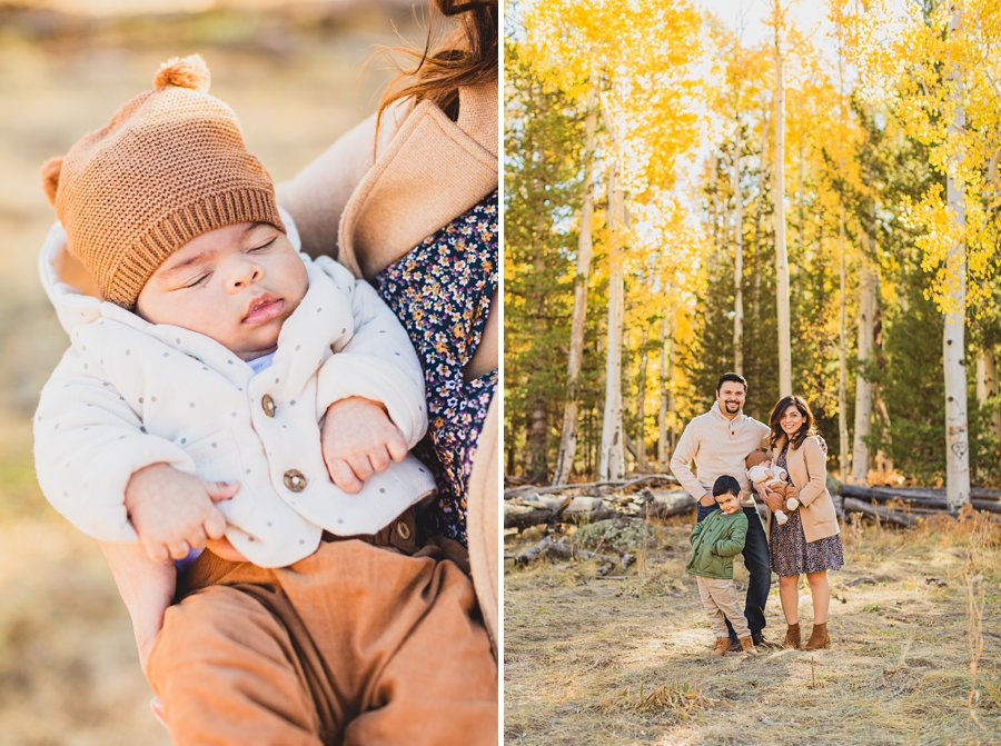 Khaznadar Family: AZ Family Photographer Sessions sweet little infant