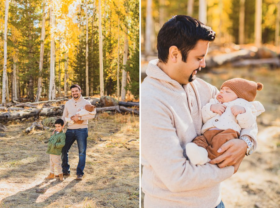 Khaznadar Family: AZ Family Photography Sessions dad and son