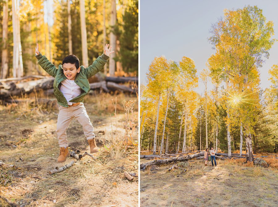 Khaznadar Family: Aspen Corner Portrait Photography best in arizona