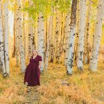 Layne and Sophie: Autumn Portrait Sessions Flagstaff