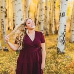 Fall Senior Photography Arizona: Layne and Sophie