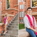 NAU Senior Portraits: Micaela and Justin